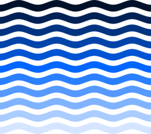 300x267 Wave Outline Clipart