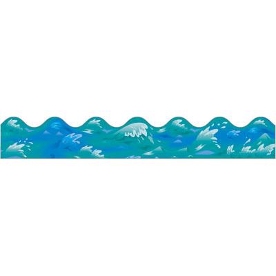 400x400 Ocean Waves Clipart