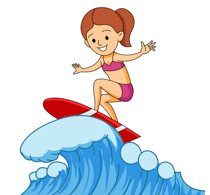 210x195 Surf Clip Art Many Interesting Cliparts
