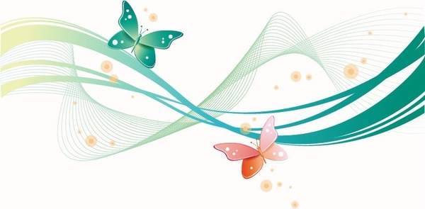 600x295 Wave Free Vector Download (3,406 Free Vector) For Commercial Use