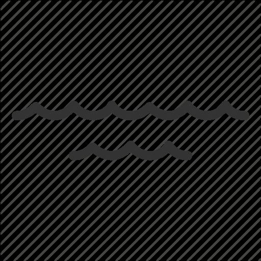 Wave black. Line clipart free download