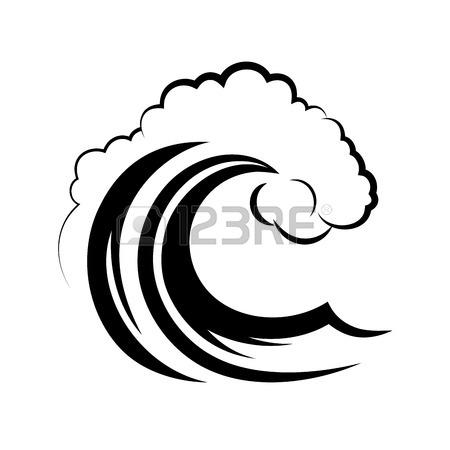 Wave Line Cliparts