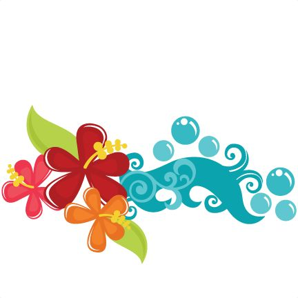 Waves Border Clipart