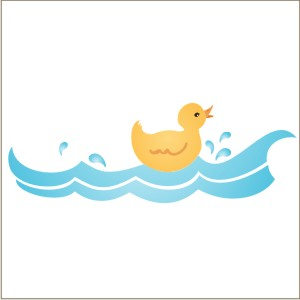 300x300 Rubber Ducky Cliparts 252573