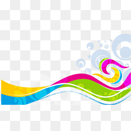 260x260 Wave Border, Water Border, Decorative Borders Png Image For Free