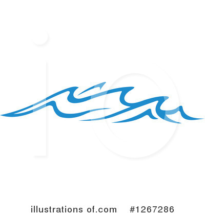 400x420 Waves Clipart