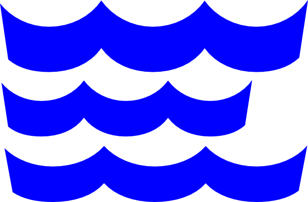 600x394 Waves Wave Clip Art Blue Download Vector Clip Art