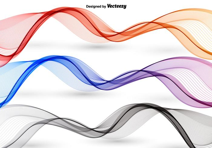 700x490 Colorful Abstract Waves