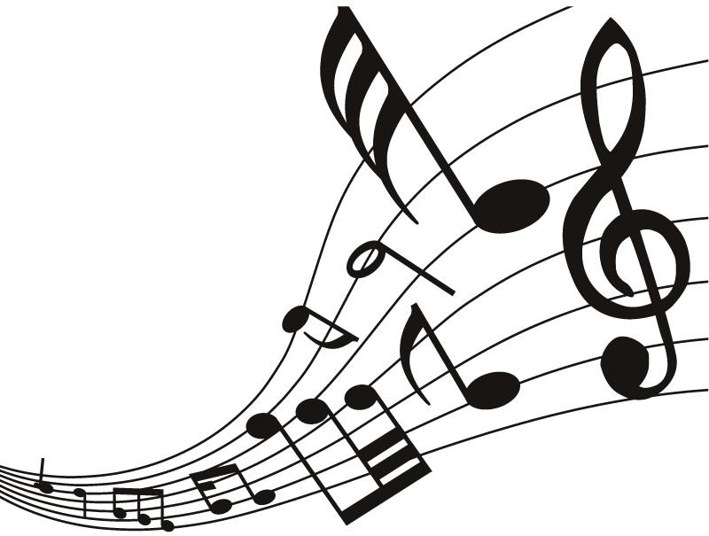 800x605 Music Wave Clip Art