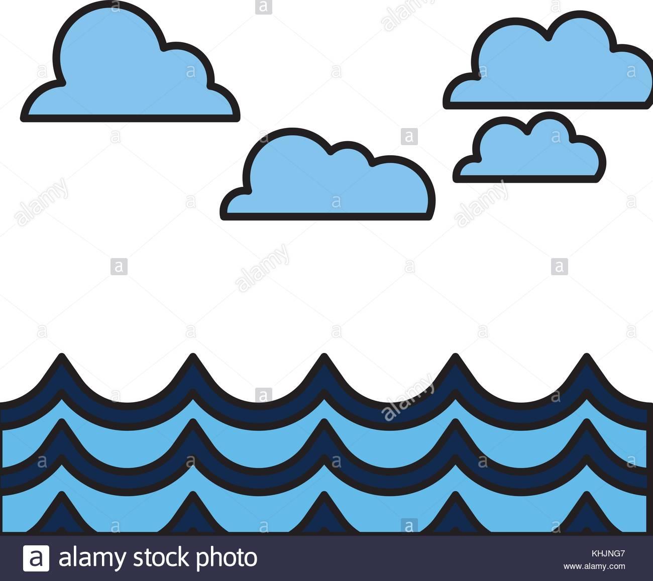 1300x1157 Ocean Waves Art Stock Photos Amp Ocean Waves Art Stock Images