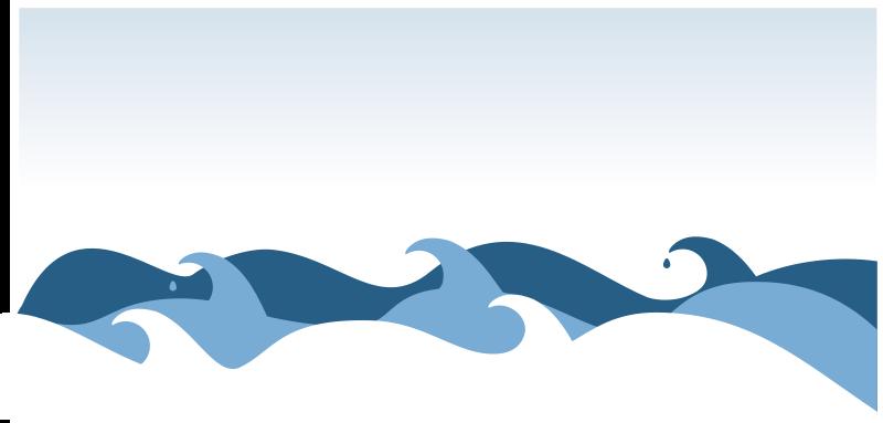 800x383 Waves Clip Art Download