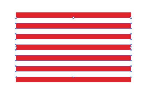 500x324 Drawn American Flag Easy