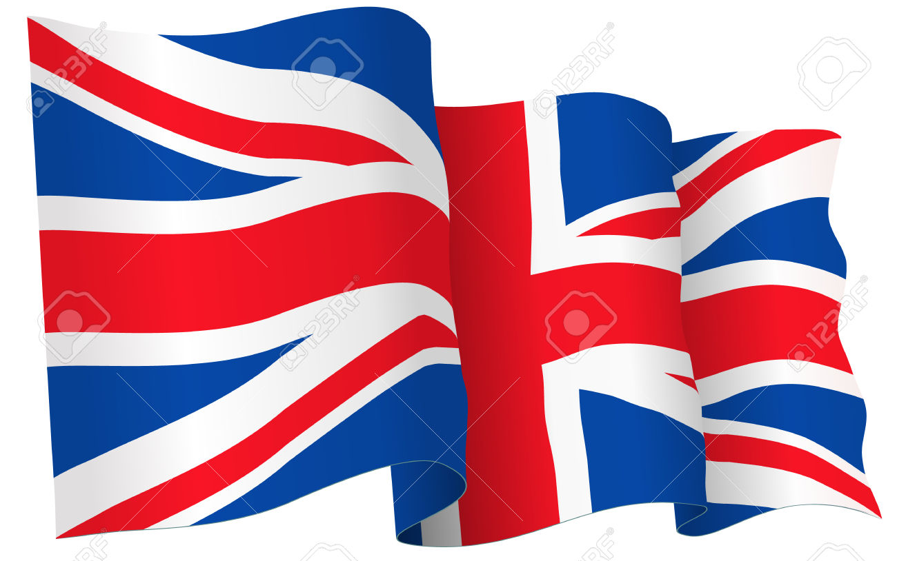 1300x814 Photo Collection Great Britain Waving Flag