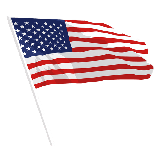 512x512 United States Waving Flag