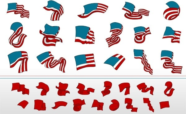 600x368 Waving Flag Free Vector Download (5,544 Free Vector)