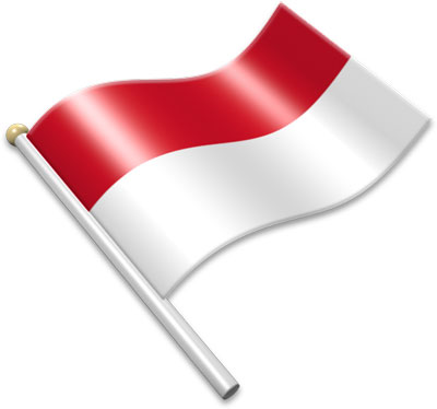 400x374 Flag Icons Of Indonesia 3d Flags
