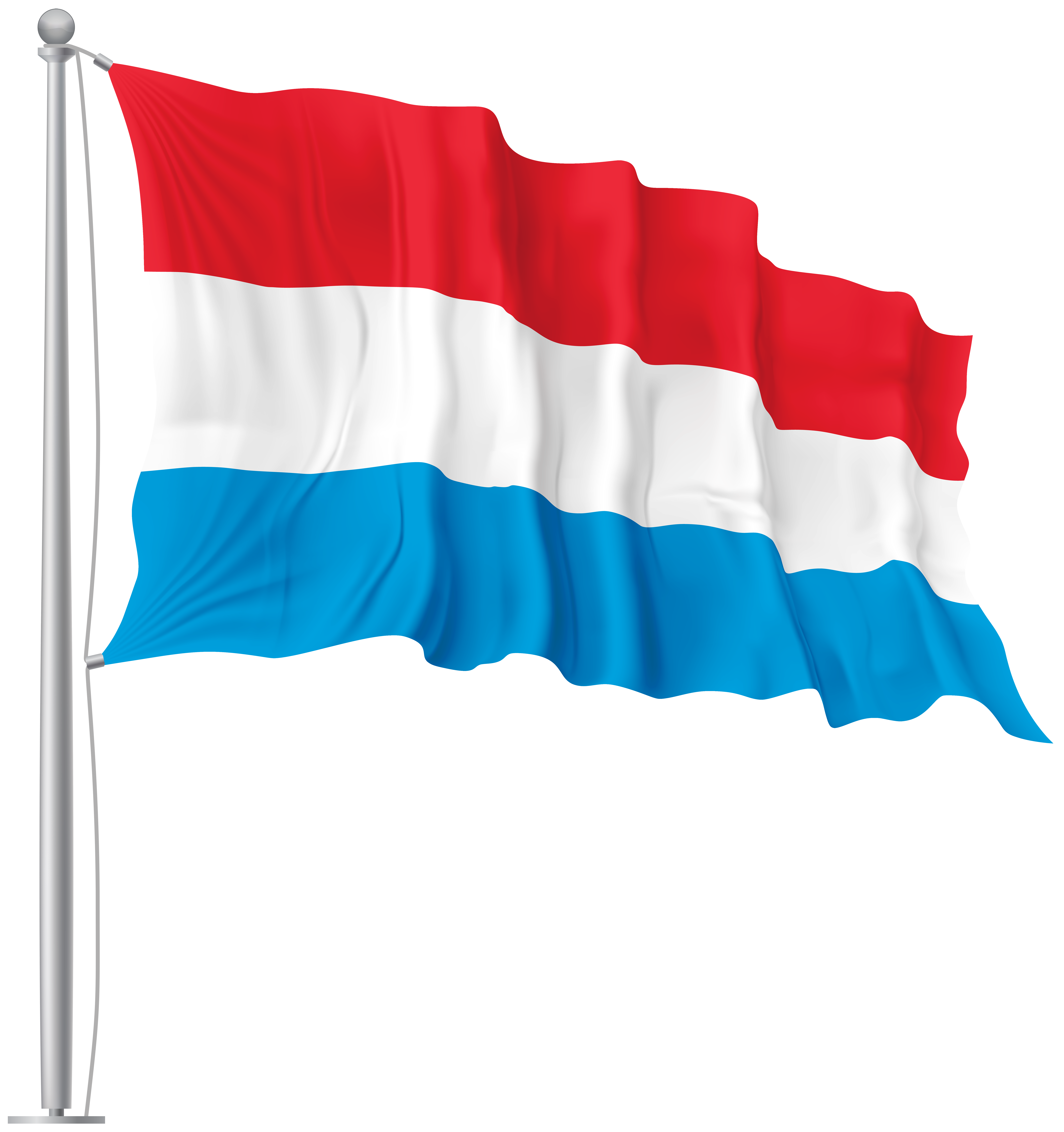 7519x8000 Luxembourg Waving Flag Png Imageu200b Gallery Yopriceville
