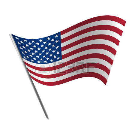 450x450 Waving Flag Clipart Many Interesting Cliparts