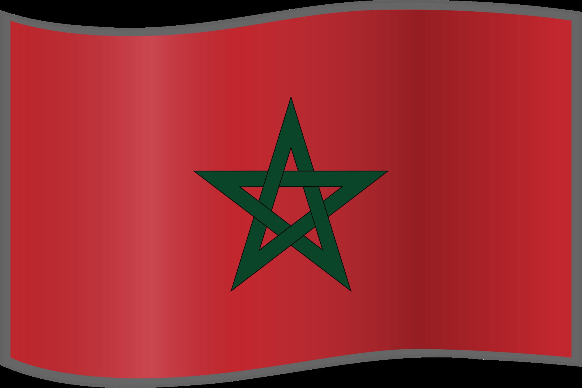 2000x1333 Fileflag Of Morocco Waving.svg