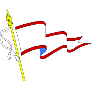 300x300 Waving Flag Clipart, Cliparts Of Waving Flag Free Download (Wmf