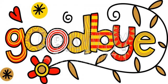 640x320 Goodbye Good Bye Cliparts Free Download Clip Art