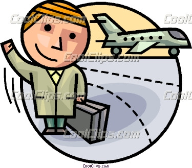 375x329 Airport Clipart Goodbye
