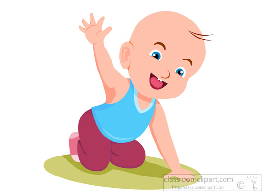 550x400 Baby Clipart Baby Waving Goodbye Clipart 615