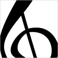 200x200 Treble Clefs Music Symbol Clip Clipart Panda