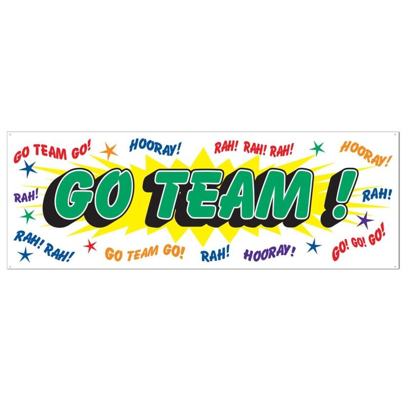 830x830 Go Team Clipart