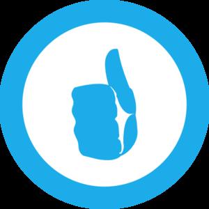 300x300 We Recommend Symbol Clip Art