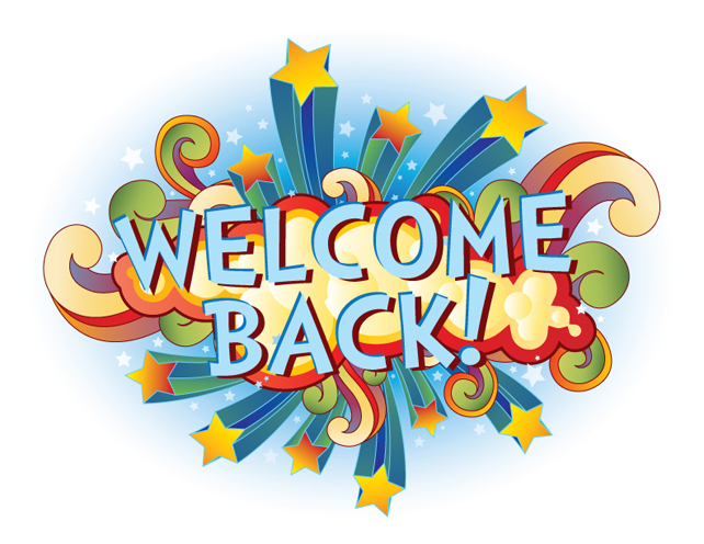 642x496 Welcome Back We Missed You Clipart