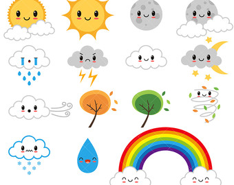 340x270 Top 95 Weather Clip Art