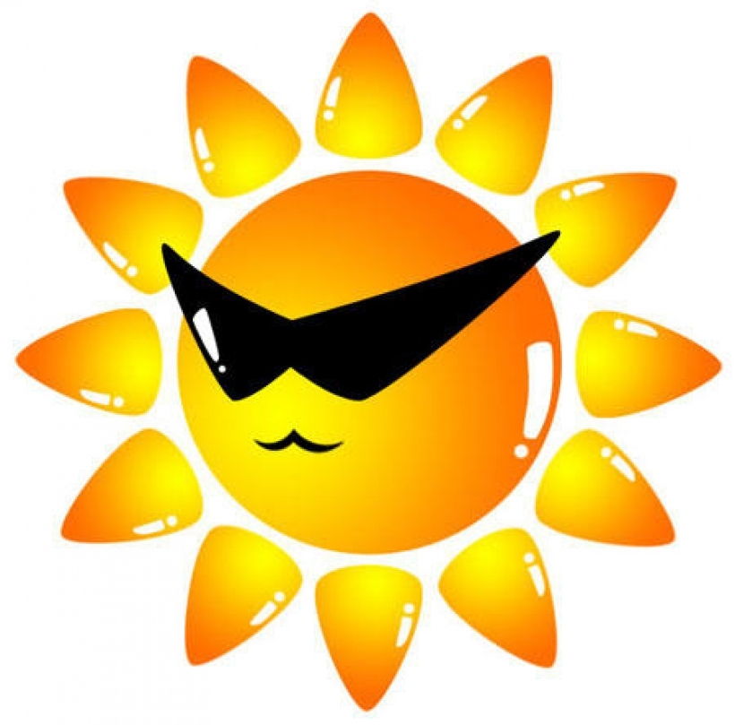 820x809 hot summer clip art clipartsco pertaining to summer weather