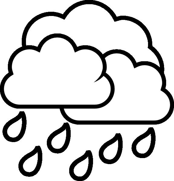 576x600 Weather Storm Rain Clip Art