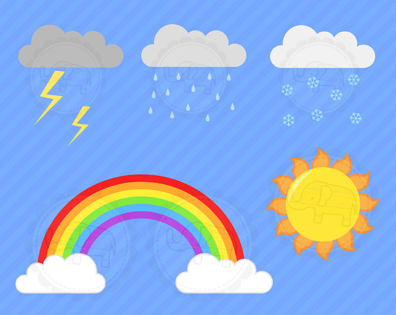 570x453 Weather Clipart