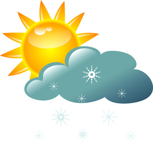 300x278 Sunny Weather Clipart Free Clipart Images
