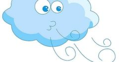 272x125 Windy Weather Clipart Clipart Panda