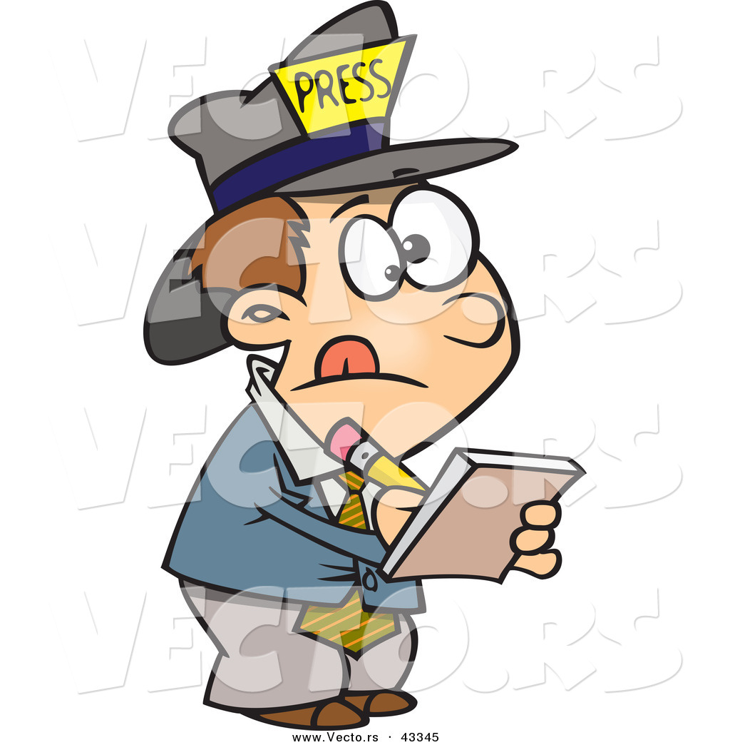 1024x1044 Journalist Clipart News Reporter