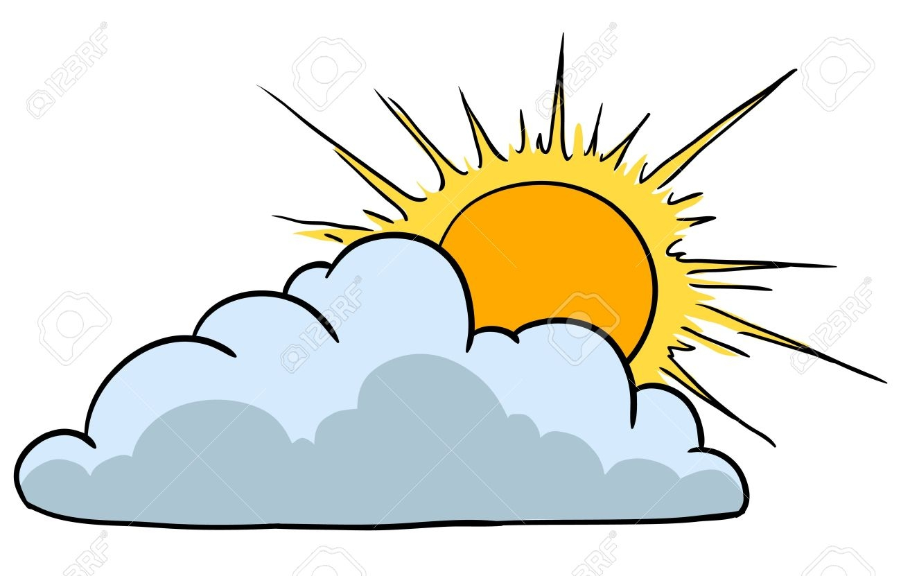 1300x831 Sunny Weather Clipart