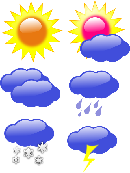 450x599 Weather Clip Art