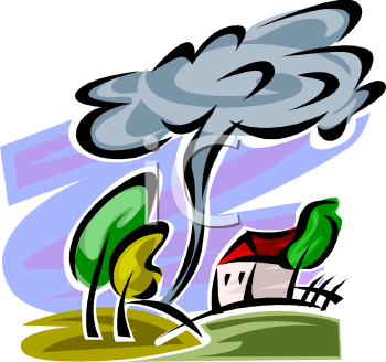 350x328 Bad Weather Clip Art