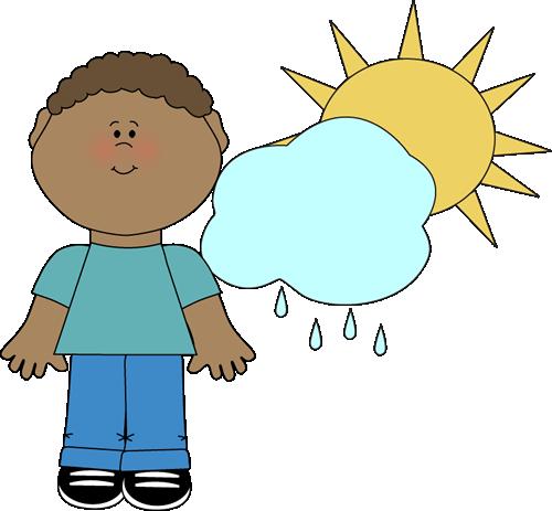500x463 Boy Classroom Weather Job Clip Art