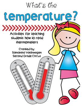 Weather Thermometer Clipart