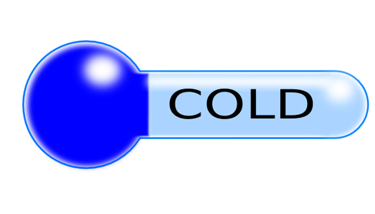 770x440 Chilling Clipart Freezing Point