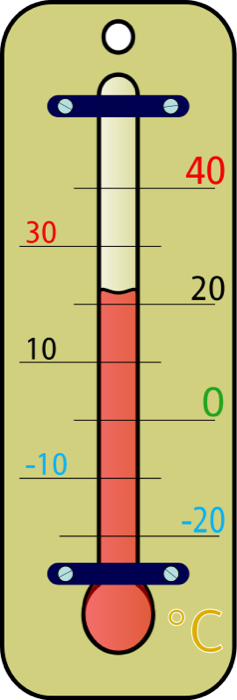 237x700 Graphics For Weather Thermometer Graphics