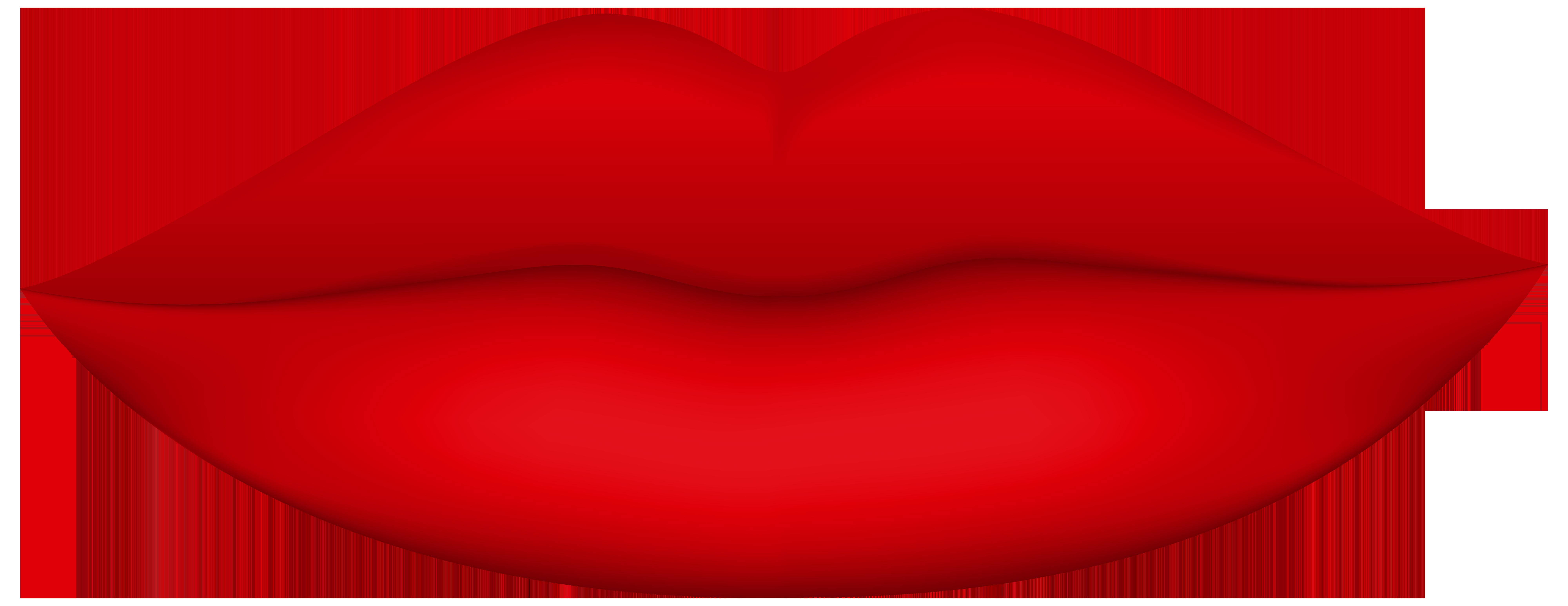8000x3090 Lips Clipart