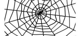 272x125 Cartoon Spider Web Free Download Clip Art Free Clip Art