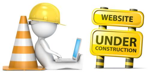 500x250 Website Under Construction Alp Group