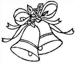 249x208 Wedding Bell Clip Art