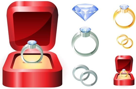 559x368 Free Wedding Ring Clip Art Images Free Vector Download (213,818